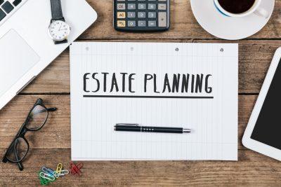 first estate plan